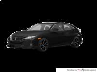 2017 Honda Civic hatchback SPORT   Photo 3   Crystal Black Pearl