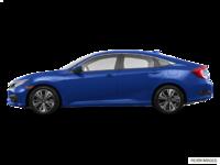 2017 Honda Civic Sedan EX-T | Photo 1 | Aegean Blue Metallic