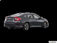 2017 Honda Civic Sedan EX-T | Photo 2 | Modern Steel Metallic
