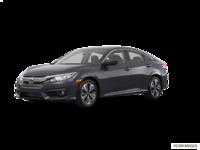 2017 Honda Civic Sedan EX-T | Photo 3 | Modern Steel Metallic