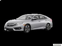 2017 Honda Civic Sedan EX-T | Photo 3 | Lunar Silver Metallic