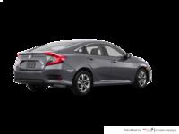 2017 Honda Civic Sedan LX-HONDA SENSING | Photo 2 | Modern Steel Metallic