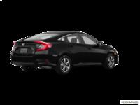 2017 Honda Civic Sedan LX | Photo 2 | Crystal Black Pearl