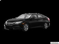 2017 Honda Civic Sedan LX | Photo 3 | Crystal Black Pearl