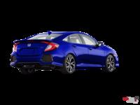 2017 Honda Civic Sedan SI | Photo 2 | Aegean Blue Metallic
