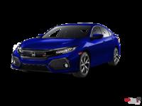 2017 Honda Civic Sedan SI | Photo 3 | Aegean Blue Metallic