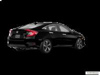 2017 Honda Civic Sedan TOURING | Photo 2 | Crystal Black Pearl