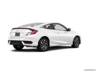 2017 Honda Civic Coupe LX-HONDA SENSING | Photo 2 | Taffeta White