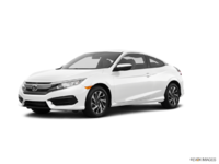 2017 Honda Civic Coupe LX-HONDA SENSING | Photo 3 | Taffeta White