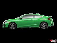 2017 Honda Civic Coupe SI | Photo 1 | Energy Green Pearl