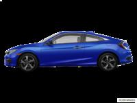2017 Honda Civic Coupe TOURING | Photo 1 | Aegean Blue Metallic