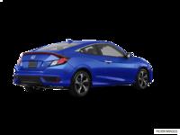 2017 Honda Civic Coupe TOURING | Photo 2 | Aegean Blue Metallic