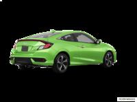 2017 Honda Civic Coupe TOURING | Photo 2 | Energy Green Pearl