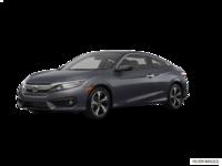 2017 Honda Civic Coupe TOURING | Photo 3 | Modern Steel Metallic