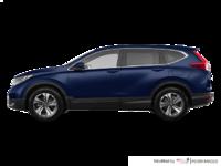 2017 Honda CR-V LX-2WD | Photo 1 | Obsidian Blue Pearl