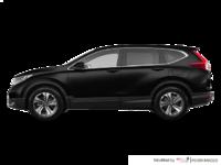 2017 Honda CR-V LX   Photo 1   Crystal Black Pearl