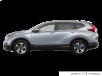 2017 Honda CR-V LX   Photo 1   Lunar Silver Metallic