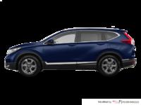 2017 Honda CR-V TOURING | Photo 1 | Obsidian Blue Pearl