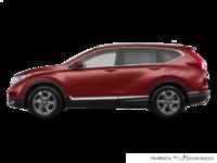 2017 Honda CR-V TOURING | Photo 1 | Molten Lava Pearl