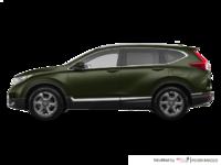 2017 Honda CR-V TOURING | Photo 1 | Dark Olive Metallic