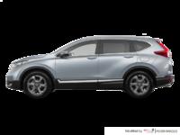 2017 Honda CR-V TOURING | Photo 1 | Lunar Silver Metallic