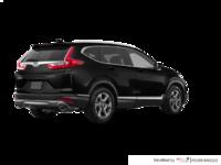 2017 Honda CR-V TOURING | Photo 2 | Crystal Black Pearl