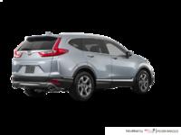 2017 Honda CR-V TOURING | Photo 2 | Lunar Silver Metallic