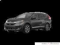 2017 Honda CR-V TOURING | Photo 3 | Modern Steel Metallic