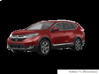 2017 Honda CR-V TOURING | Photo 3 | Molten Lava Pearl
