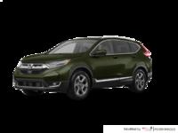2017 Honda CR-V TOURING | Photo 3 | Dark Olive Metallic