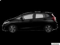 2017 Honda Fit EX-L NAVI   Photo 1   Crystal Black Pearl