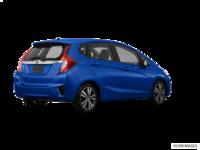 2017 Honda Fit EX-L NAVI   Photo 2   Aegean Blue Metallic