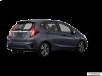 2017 Honda Fit EX-L NAVI   Photo 2   Modern Steel Metallic