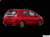 2017 Honda Fit EX-L NAVI   Photo 2   Milano red