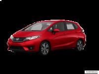 2017 Honda Fit EX-L NAVI   Photo 3   Milano red