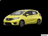 2017 Honda Fit EX-L NAVI   Photo 3   Mystic Yellow Pearl