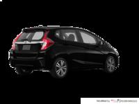 2017 Honda Fit SE | Photo 2 | Crystal Black Pearl