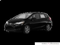 2017 Honda Fit SE | Photo 3 | Crystal Black Pearl