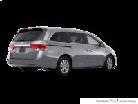 2017 Honda Odyssey EX-L NAVI | Photo 2 | Lunar Silver Metallic
