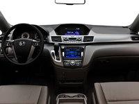 2017 Honda Odyssey EX-L NAVI | Photo 3 | Truffle Leather