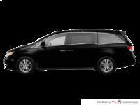 2017 Honda Odyssey EX-L RES | Photo 1 | Crystal Black Pearl