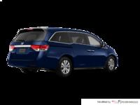 2017 Honda Odyssey EX-L RES | Photo 2 | Obsidian Blue Pearl