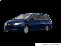 2017 Honda Odyssey EX-L RES | Photo 3 | Obsidian Blue Pearl