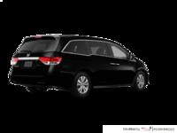 2017 Honda Odyssey EX | Photo 2 | Crystal Black Pearl
