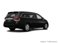 2017 Honda Odyssey LX | Photo 2 | Crystal Black Pearl