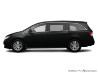 2017 Honda Odyssey SE | Photo 1 | Crystal Black Pearl