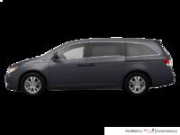 2017 Honda Odyssey SE | Photo 1 | Modern Steel Metallic