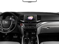 2017 Honda Ridgeline EX-L   Photo 3   Grey Leather