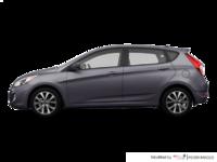 2017 Hyundai Accent 5 Doors SE | Photo 1 | Triathlon Grey