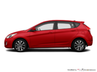 2017 Hyundai Accent 5 Doors SE | Photo 1 | Boston Red